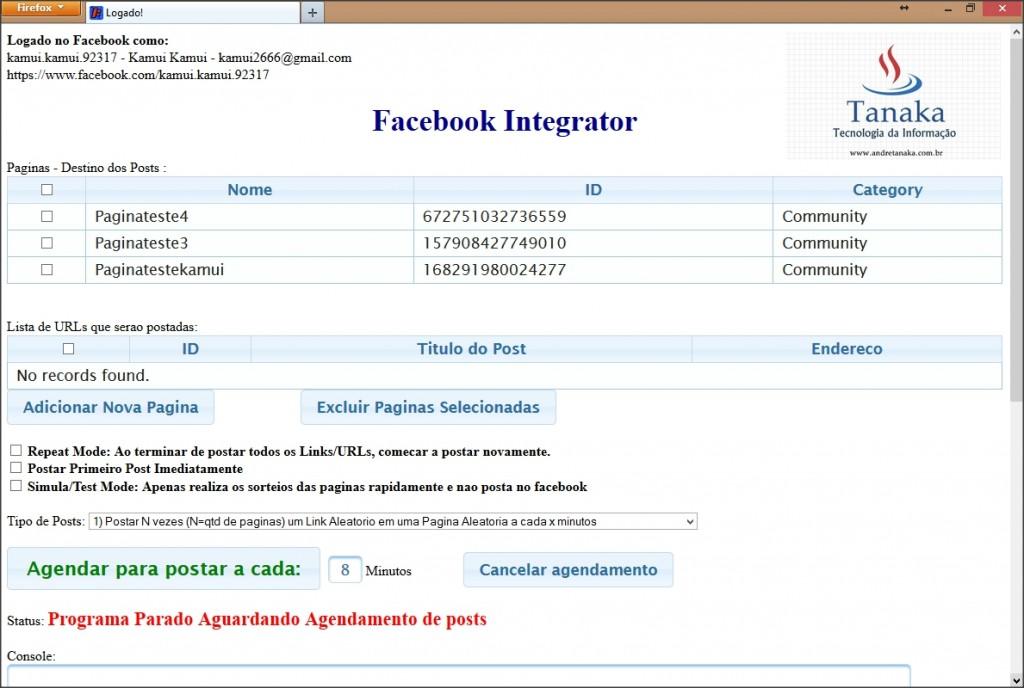FacebookIntegrator_PrintScreen2