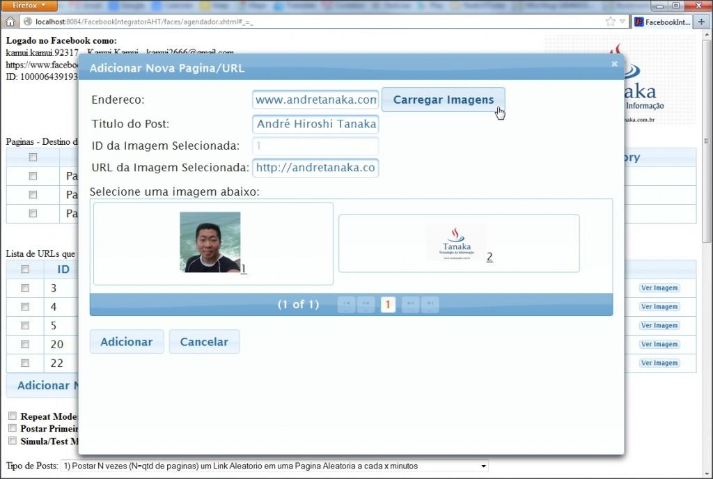 FacebookIntegrator_PrintScreen4
